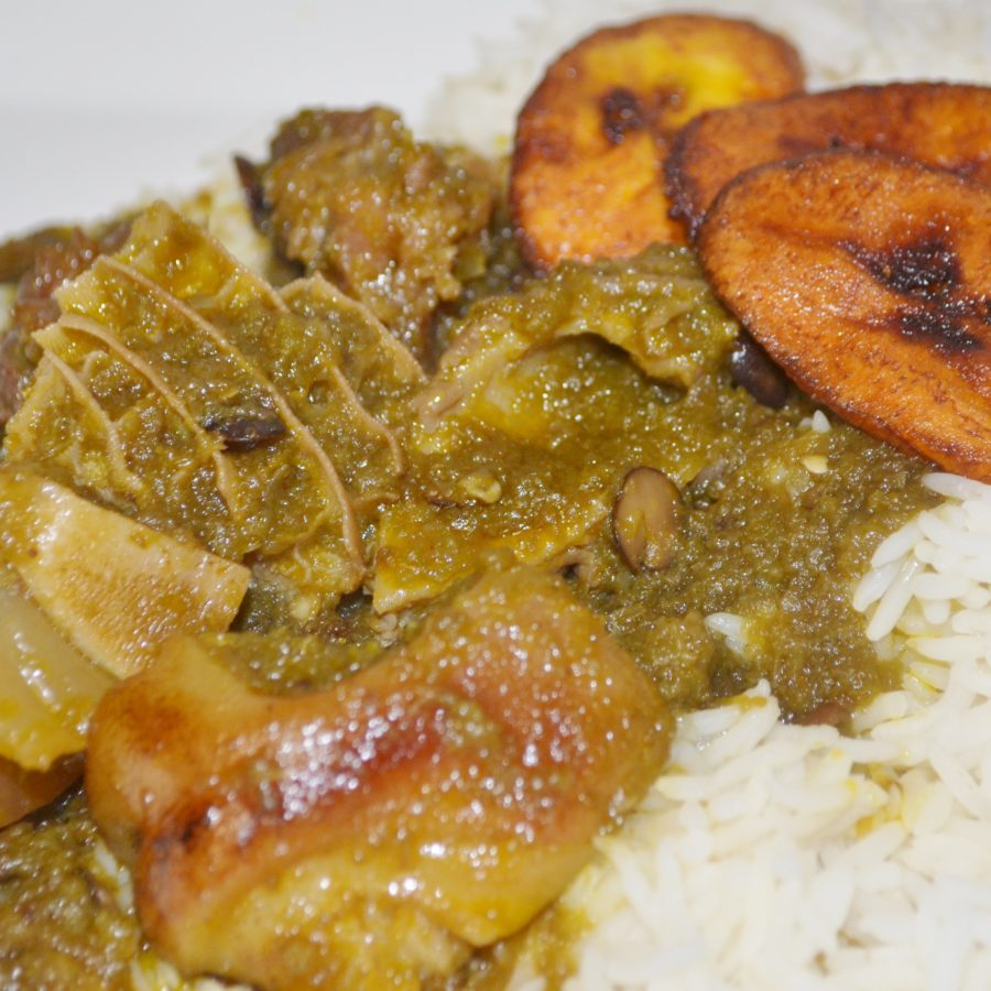 How to cook Ayamase (Designer and Ofada) Stew