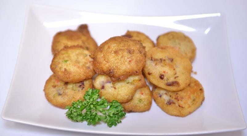 How to make Ojojo/Water Yam Balls (Yoruba Dish)